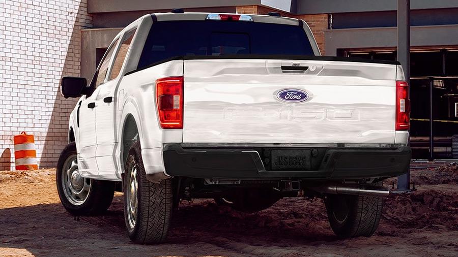 La prioridad de esta camioneta es la funcionalidad para el trabajo y adaptarse a diferentes espacios