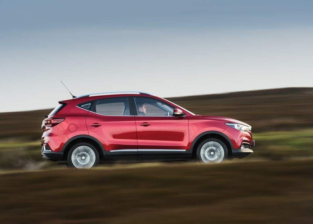 MG ZS Excite AT 2021 resena opiniones
