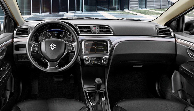 Suzuki Ciaz GLX TA 2021 resena opiniones