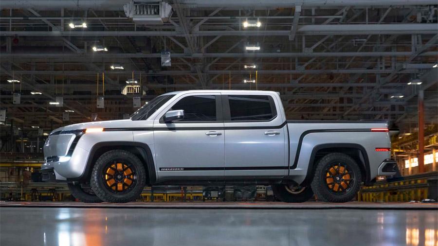 El desierto mexicano pondrá a prueba las capacidades de la pick-up de Lordstown Motors
