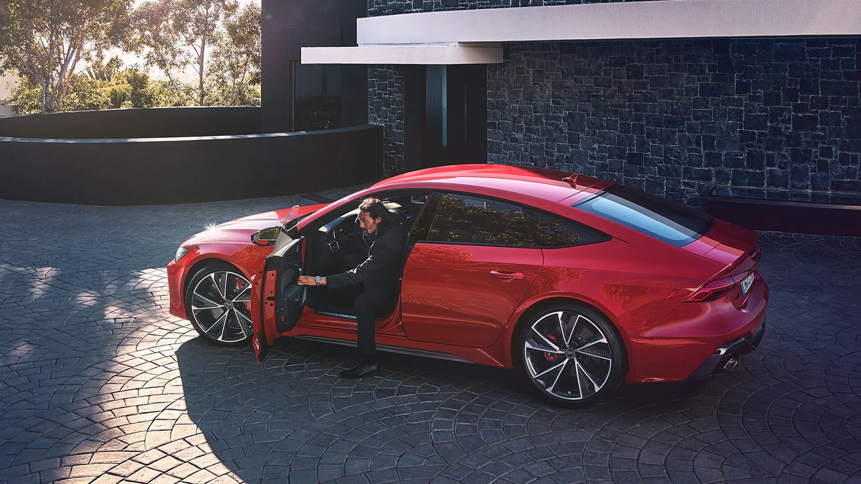 Audi RS7 Sportback 2021 Reseña