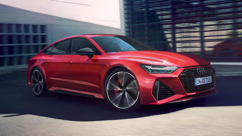 Audi RS7 Sportback 2021 Reseña 1