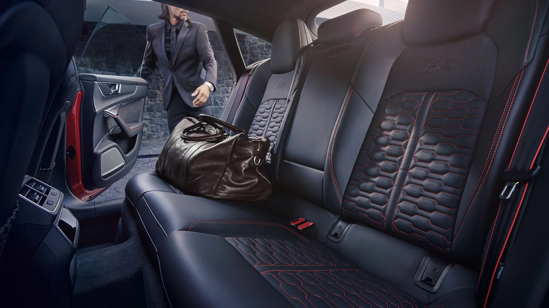 Audi RS7 Sportback 2021 Reseña 6