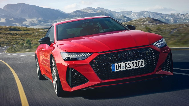 Audi RS7 Sportback 2021 Reseña 10