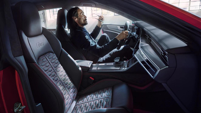 Audi RS7 Sportback 2021 Reseña 9