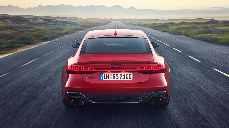 Audi RS7 Sportback 2021 Reseña 3