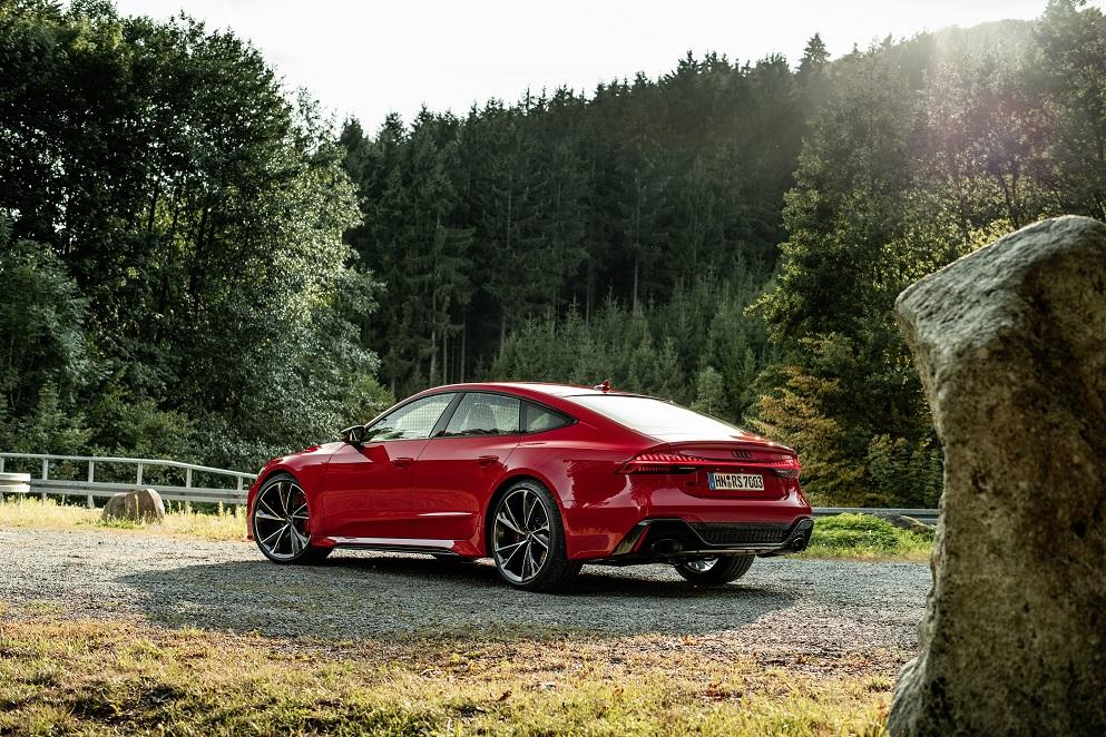 Audi RS7 Sportback 2021 Reseña 8