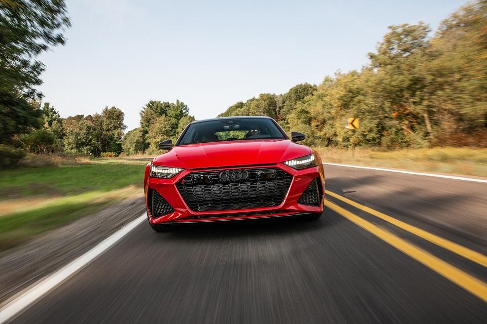 Audi RS7 Sportback 2021 Reseña 2
