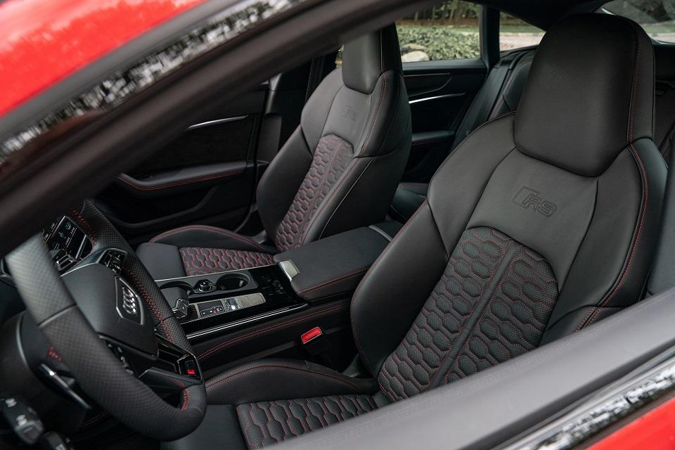 Audi RS7 Sportback 2021 Reseña 5