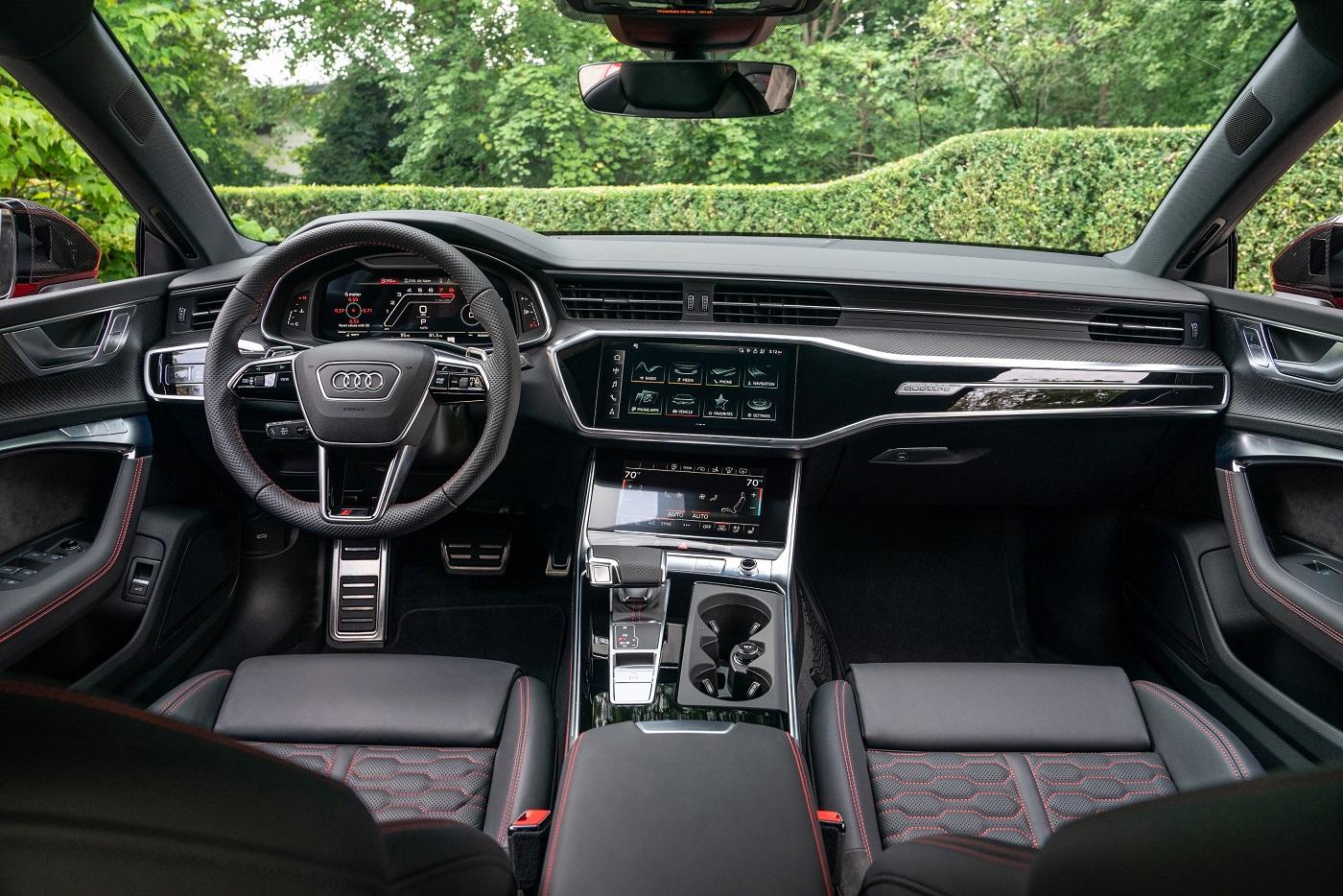 Audi RS7 Sportback 2021 Reseña 4