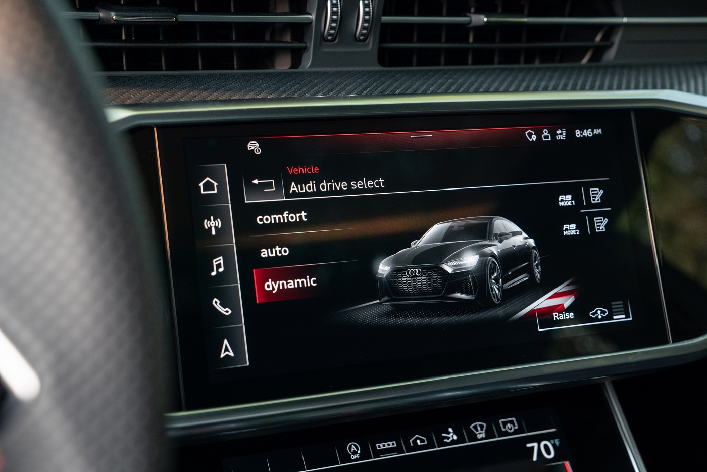 Audi RS7 Sportback 2021 Reseña 7