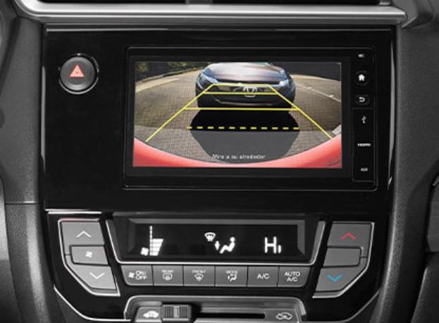Honda BR-V Prime 2021 Peugeot Rifter Allure 7P 2021 comparativa