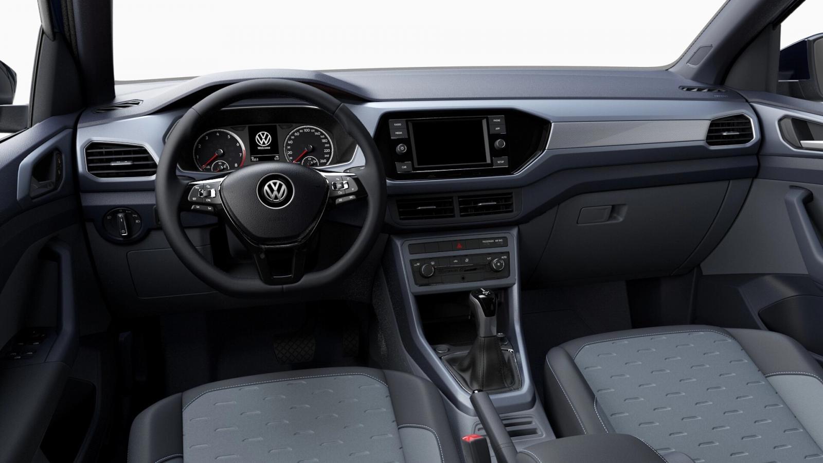 Hyundai Creta GLS Premium 2021 Volkswagen T-Cross Comfortline 2021 comparativa