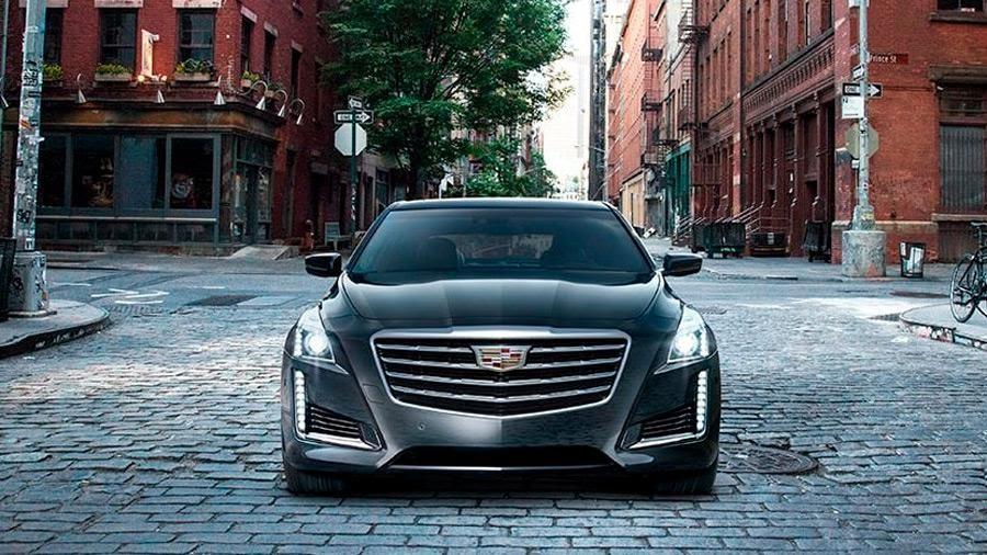 Cadillac CTS en venta 1