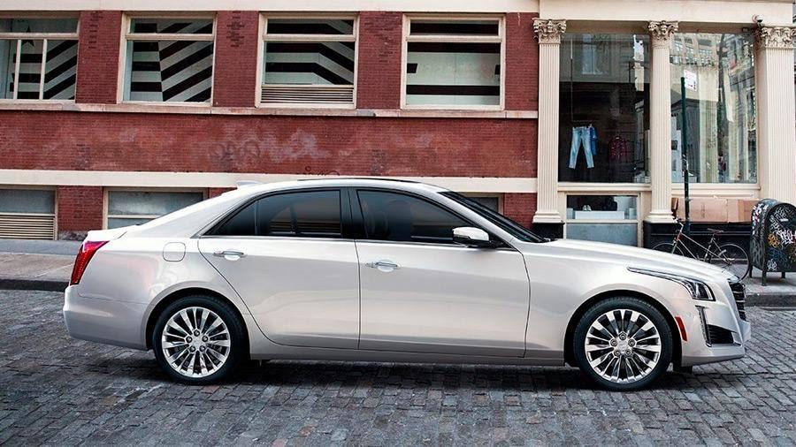 Cadillac CTS en venta 3
