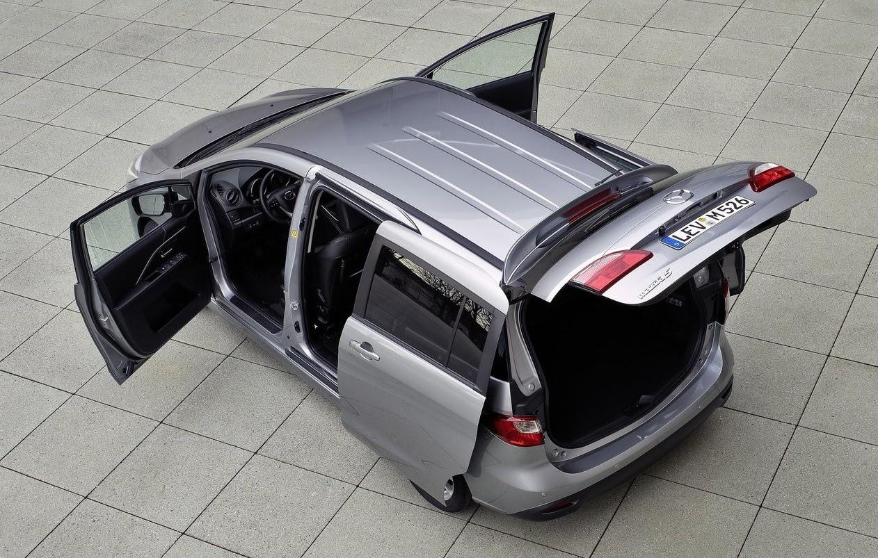 Mazda 5 en venta 3