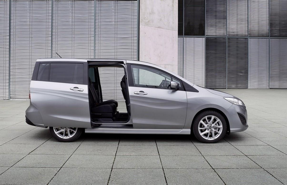 Mazda 5 en venta 4