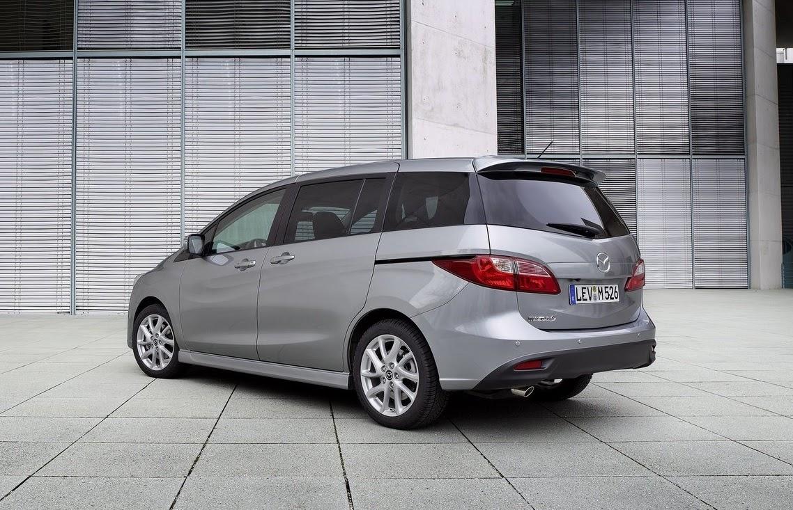 Mazda 5 en venta 5