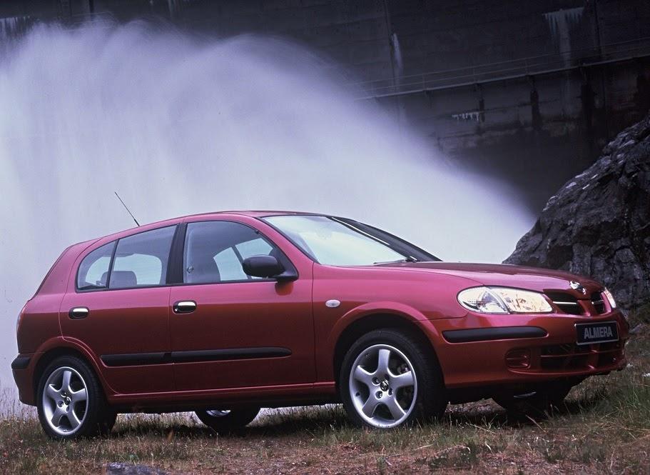 Nissan Almera en venta 1