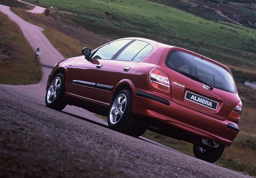 Nissan Almera en venta 3