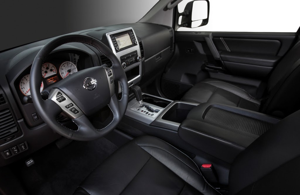 Nissan Titan en venta 2