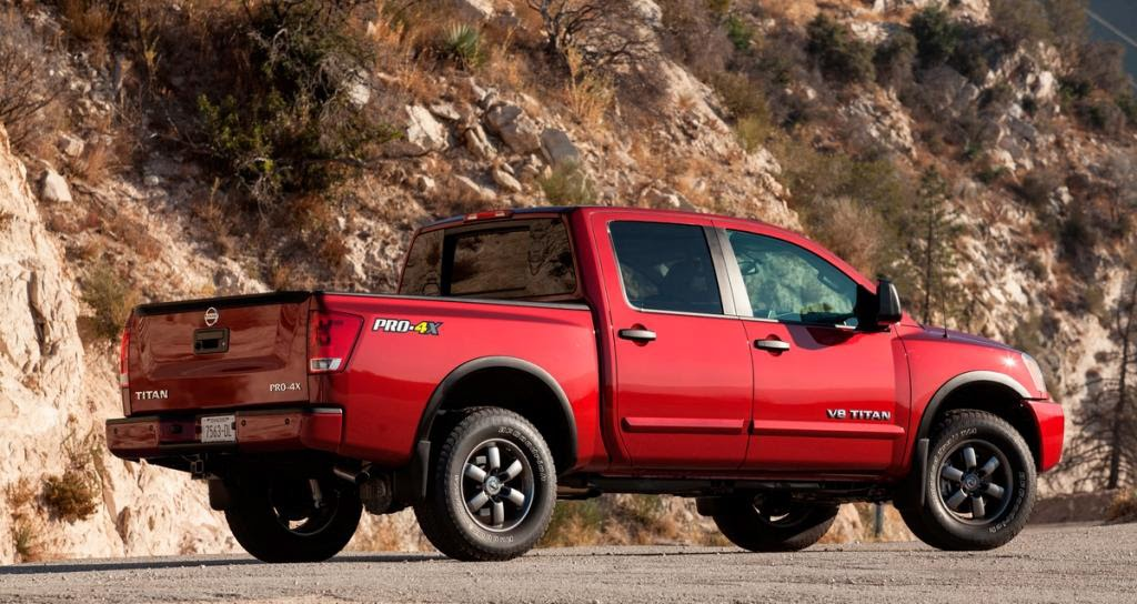 Nissan Titan en venta 3