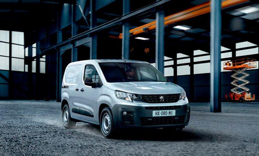 Peugeot Partner en venta 1