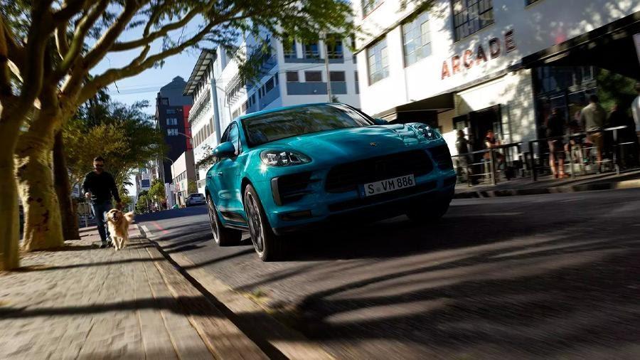 Porsche Macan en venta 1