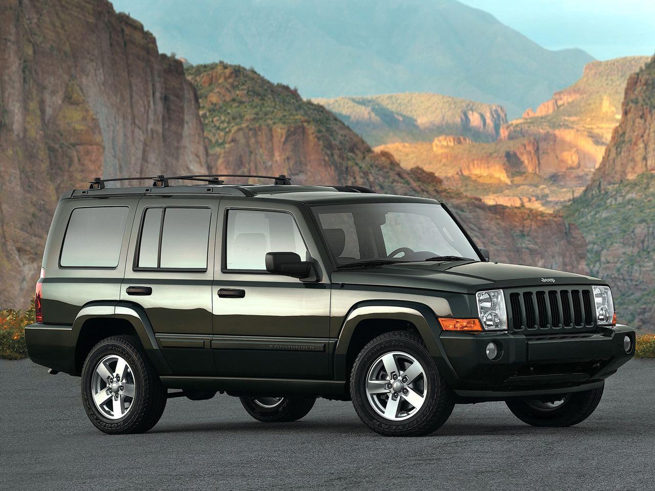 Jeep Commander en venta 1
