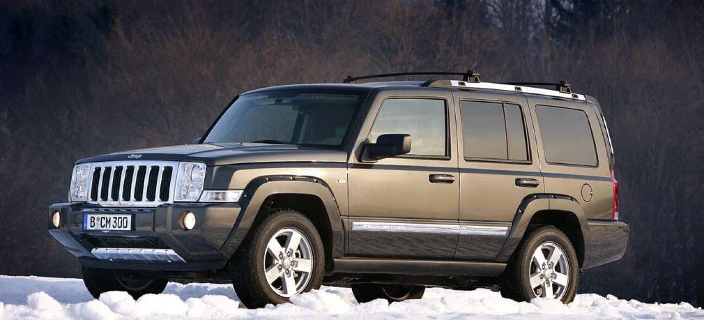 Jeep Commander en venta 2