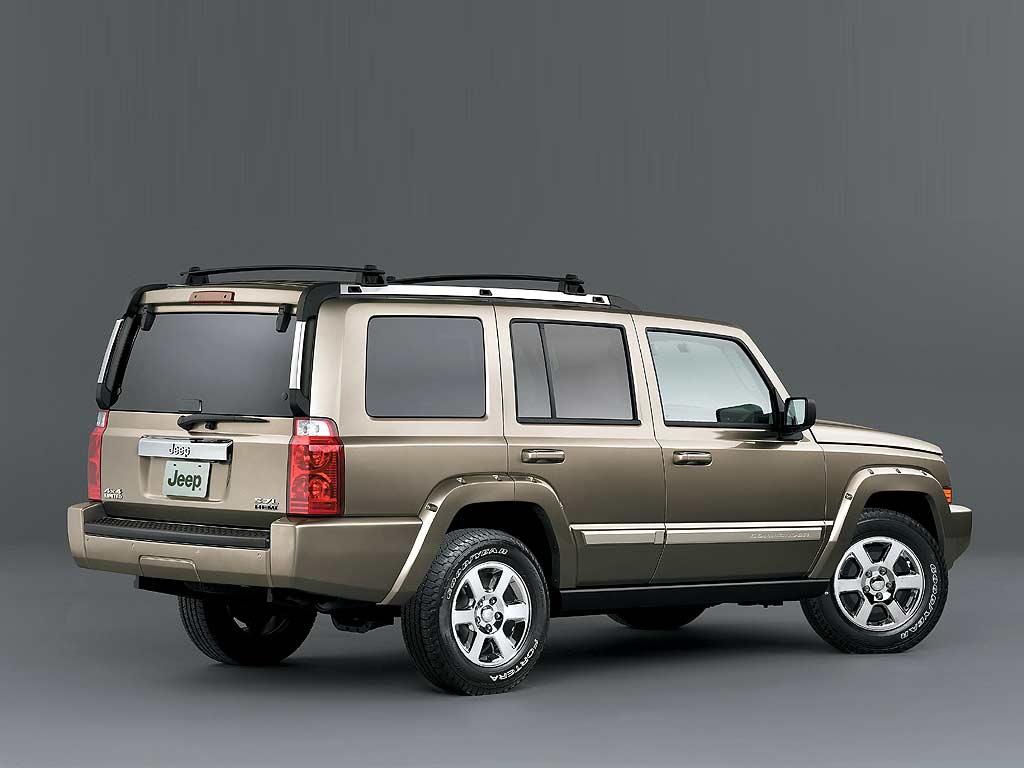Jeep Commander en venta 3