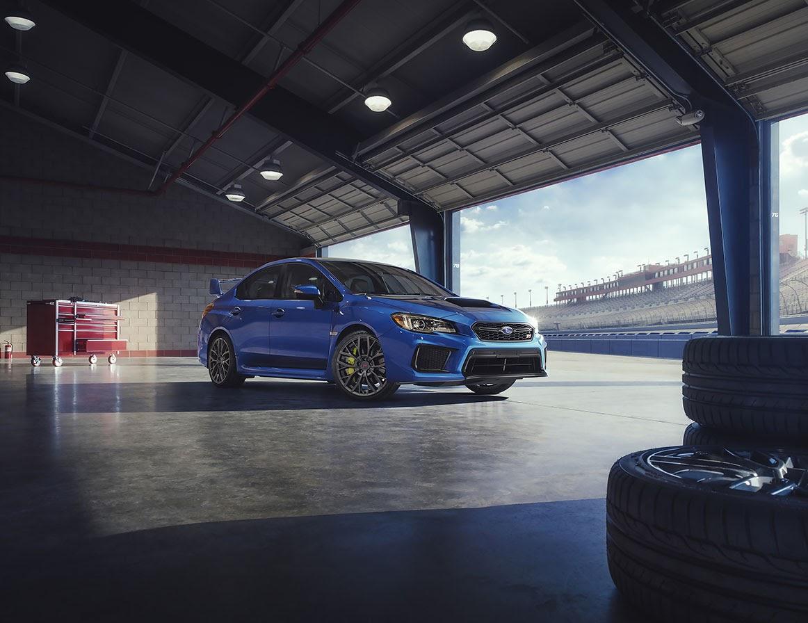 Subaru WRX en venta 1