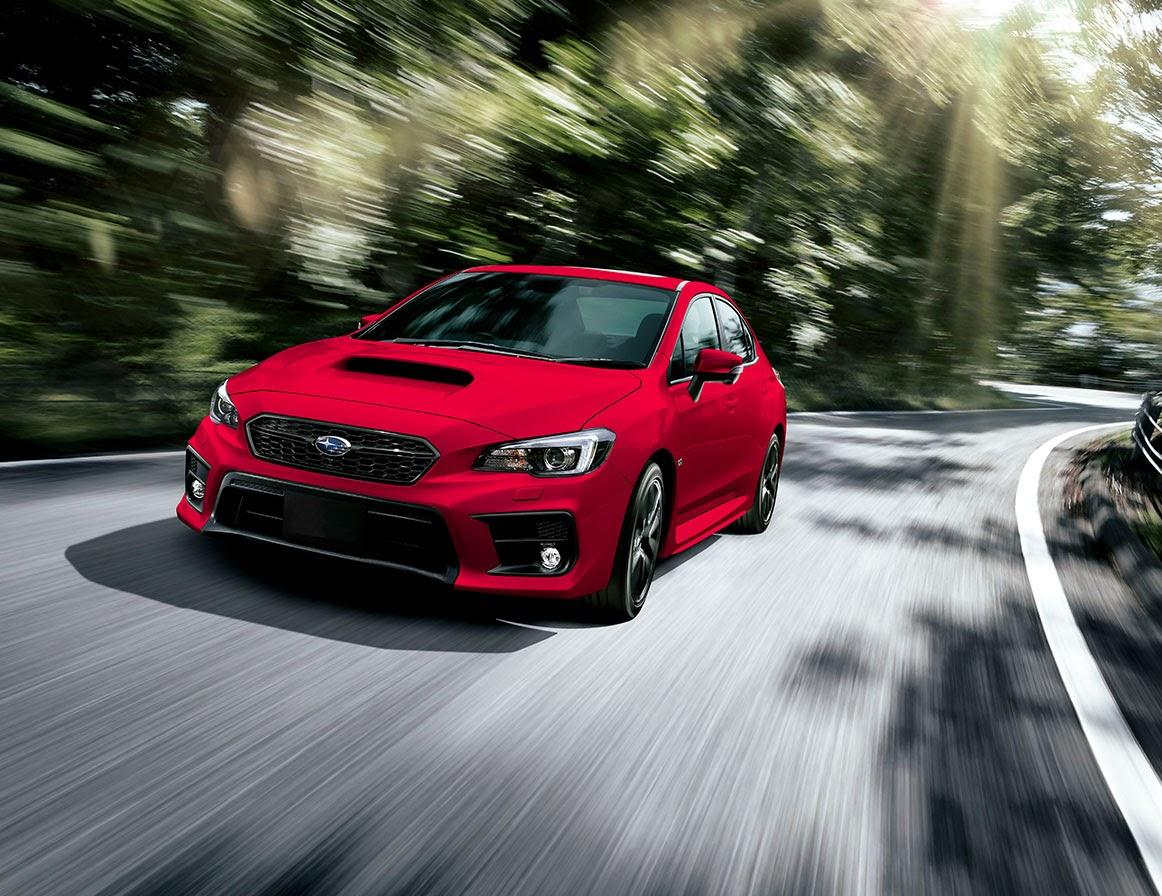 Subaru WRX en venta 4