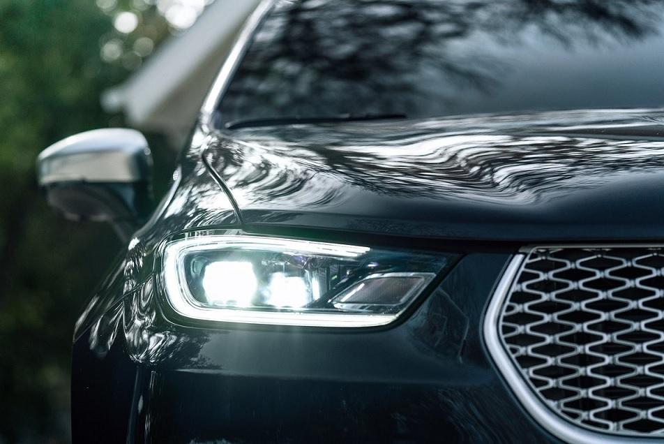 Chrysler Pacífica Platinum 2021 resena opiniones