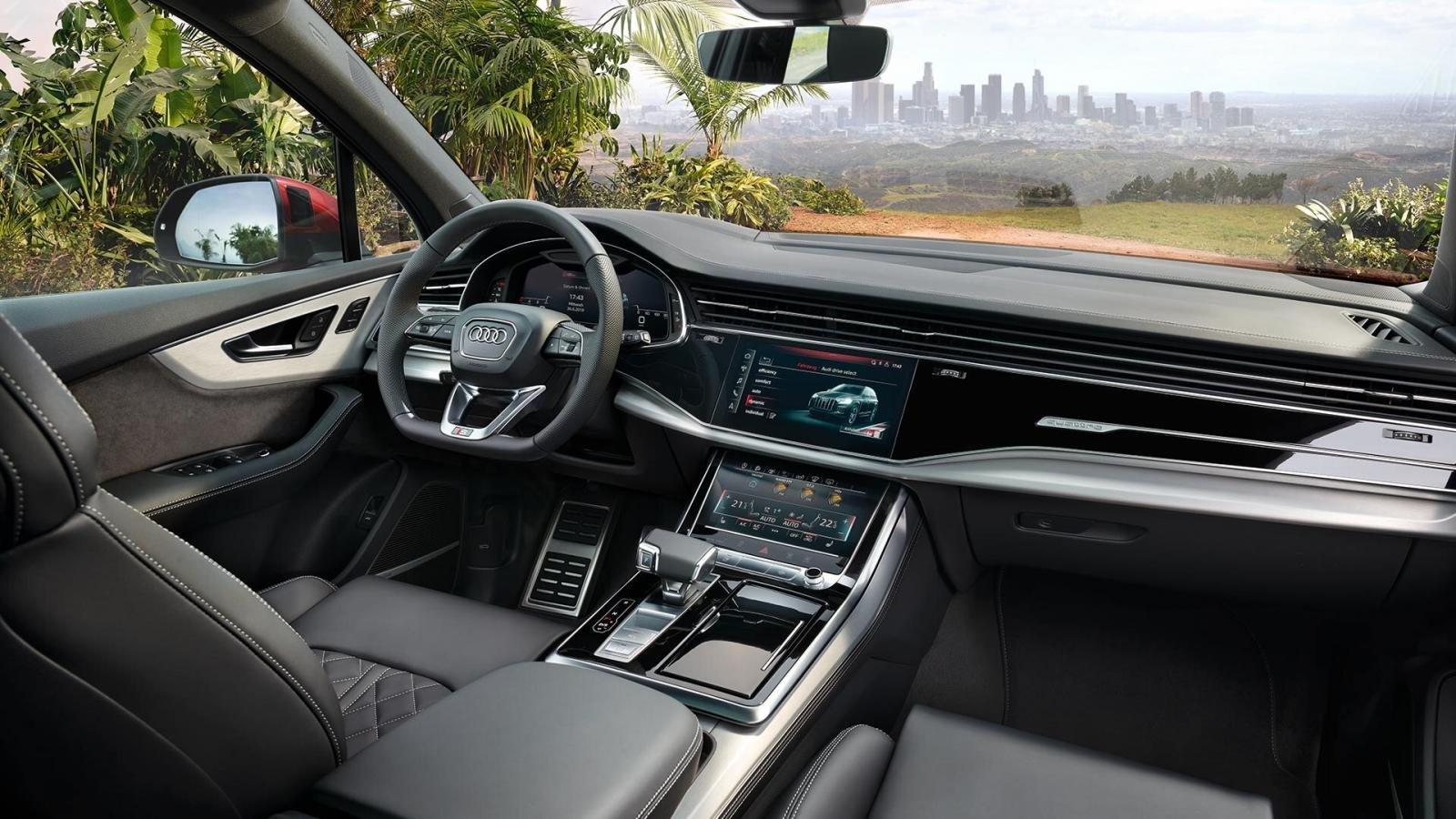 Audi Q7 55 TFSI S line 2021