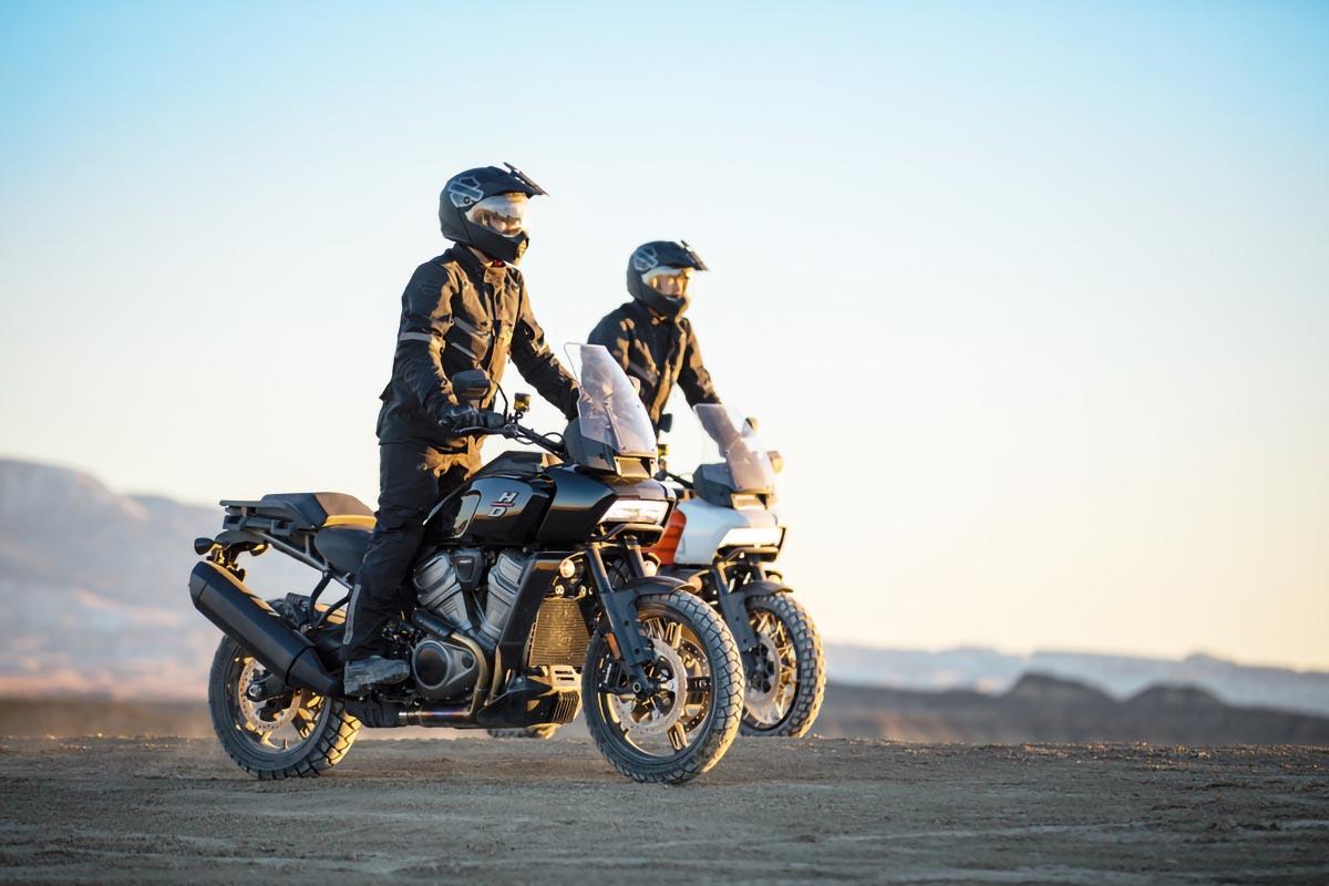 La nueva Harley-Davidson Pan America