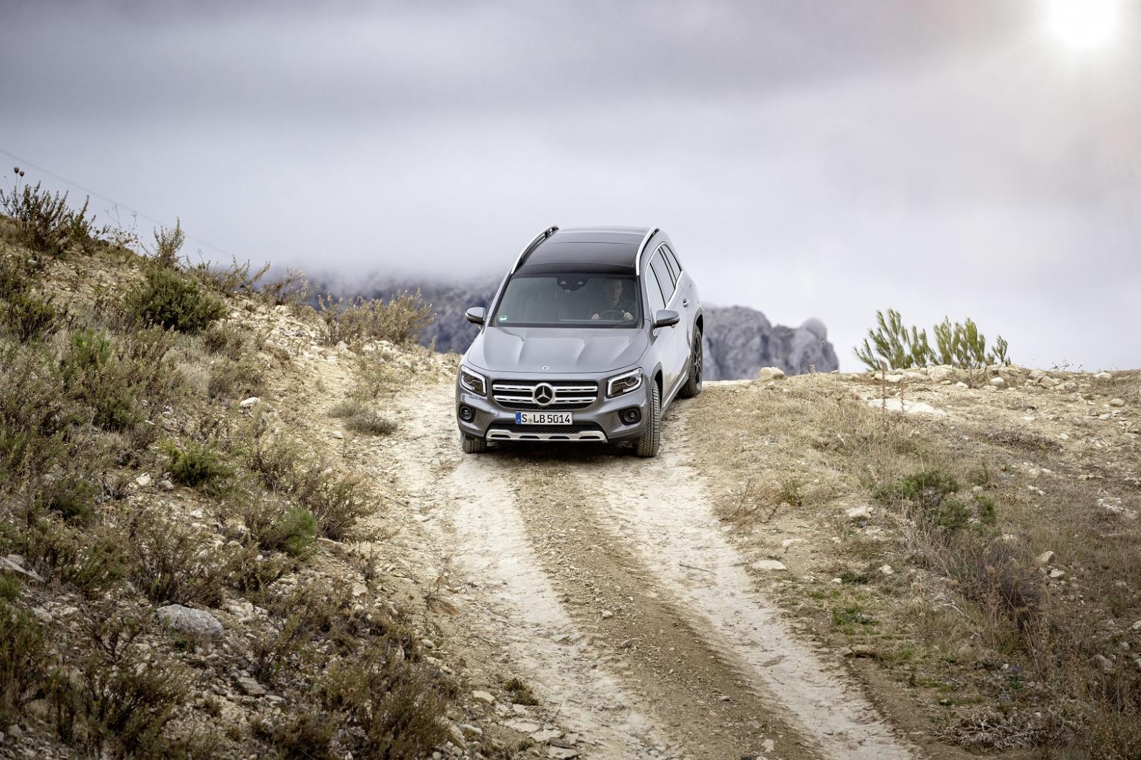 Mercedes-Benz GLB 250 4Matic Progressive 2021 resena opiniones