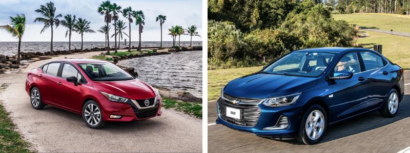 Nissan Versa precio 8