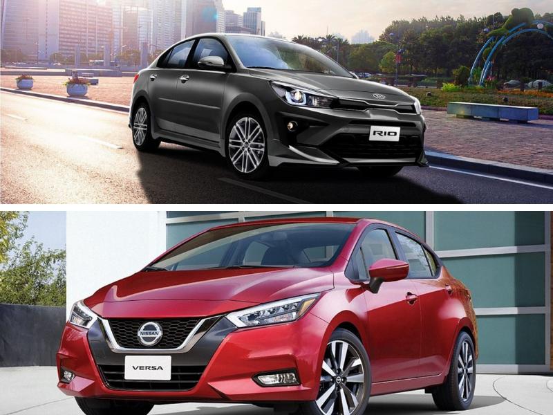 Nissan Versa precio 2