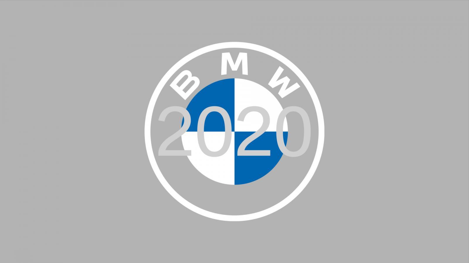 logo de BMW 2020