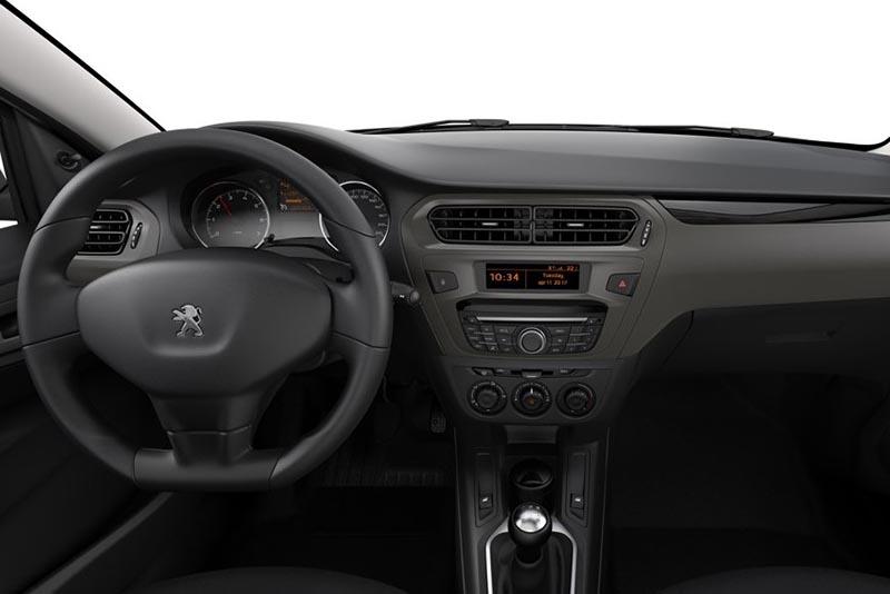 Peugeot 301 Active 1.6 HDI 2022 resena opiniones