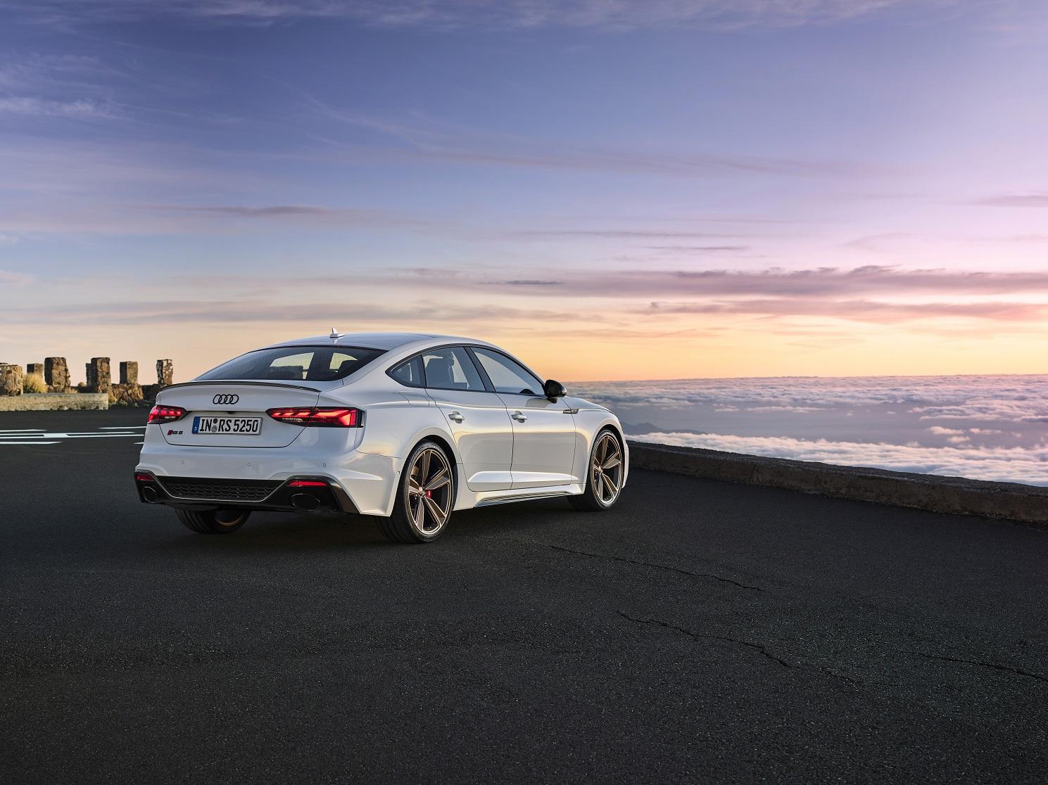 Audi RS5 Sportback TFSI quattro 2021 resena opiniones