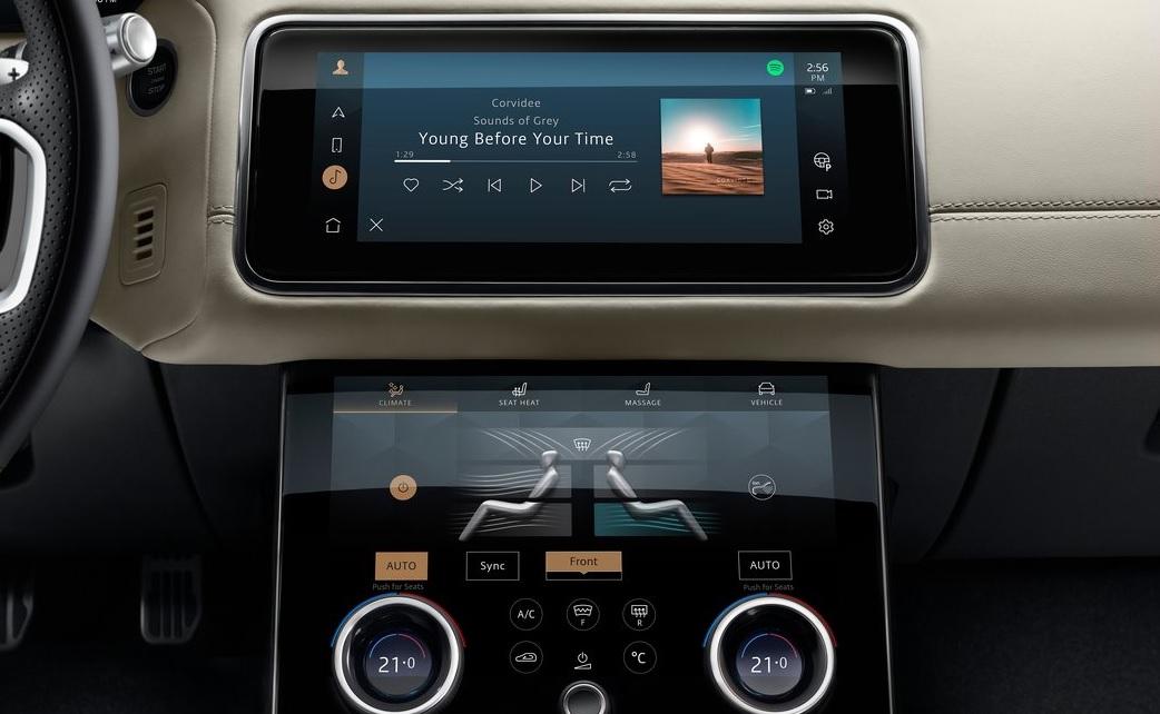 Land Rover Range Rover Velar 2021 Reseña - El lado más más moderno del diseño británico