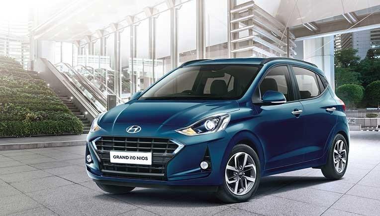 City cars: Hyundai Grand i10