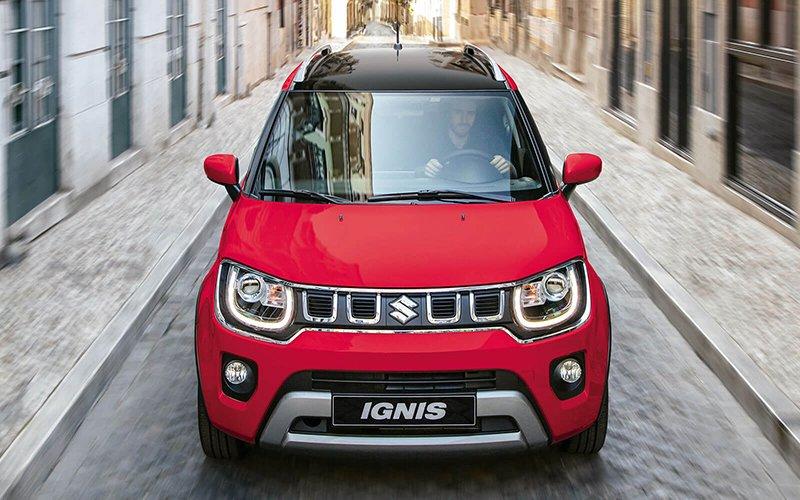 City cars: Suzuki Ignis
