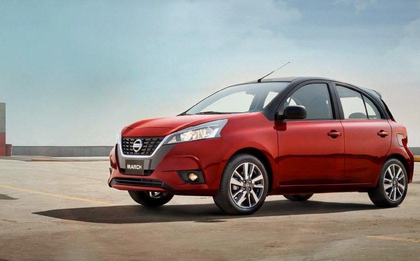 City cars: Nissan March nuevo diseño