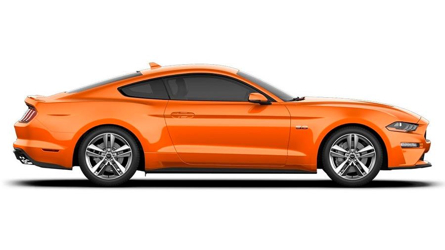 Este coche se puede comprar en 4 versiones