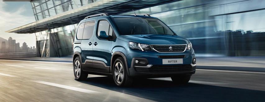 Peugeot Rifter Allure 2022 resena opiniones