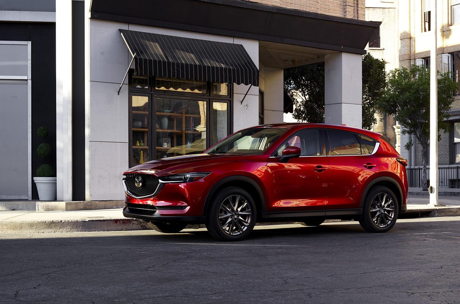 Mazda CX-5 precio 4