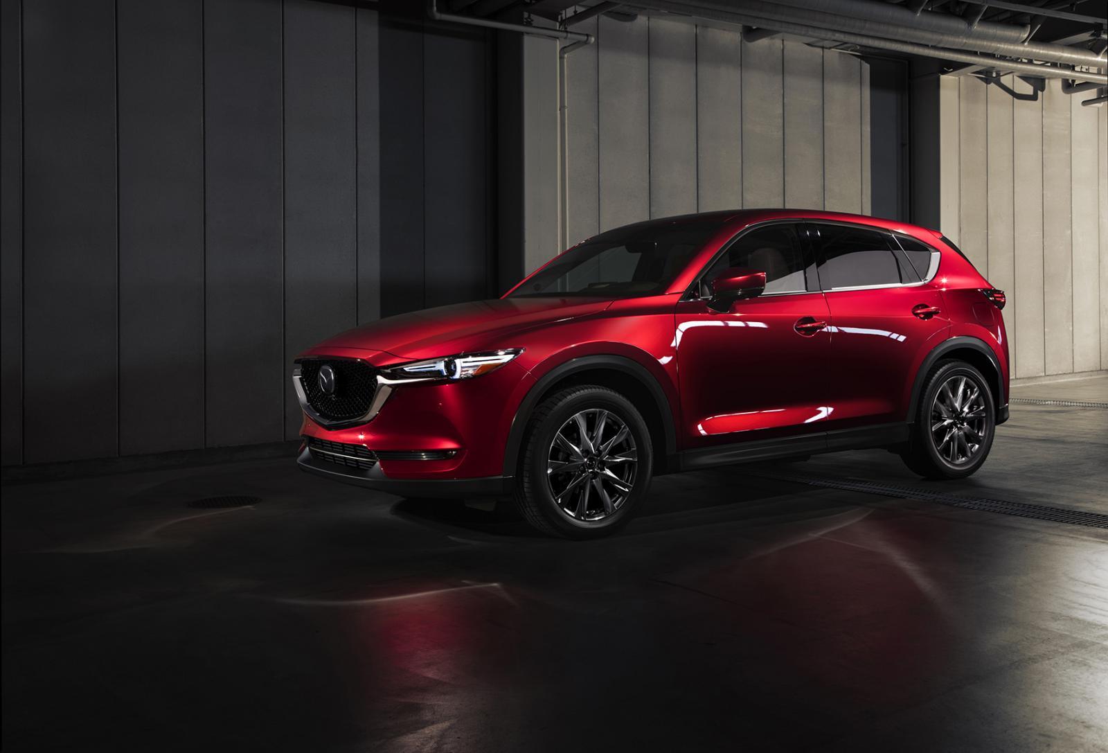 Mazda CX-5 precio 1